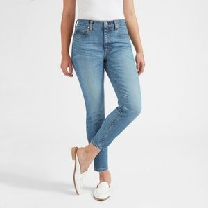 Everlane mid-rise skinny jeans